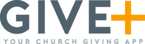 give_plus_church_giving_app_logo_outline